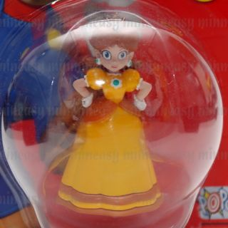 Nintendo Super Mario Bros Classic Vinyl Daisy Princess Figure Figurine Toy Doll