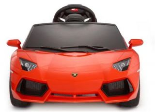 Licensed Lamborghini Aventador LP700 Baby Kids Ride on Power Wheels Toy Car O