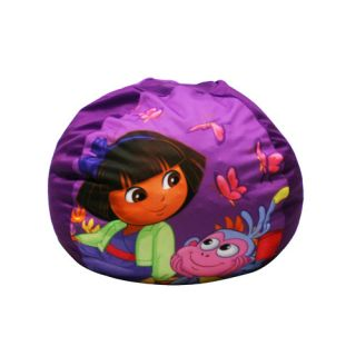 Newco Kids Dora The Explorer Picnic Bean Bag Chair