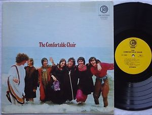 Comfortable Chair Self Titled US Psych LP 1969 Orig Promo Jim Morrison Doors Ode