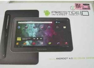 Visual Land Prestige 10 Android 4 0 Internet Tablet Black Used
