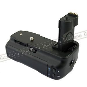 Pro Battery Pack Grip Holder for Canon EOS 20D 30D 40D 50D Camera BG E2N