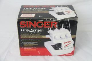 Singer Tiny Serger TS380 Electronic Sewing Machine