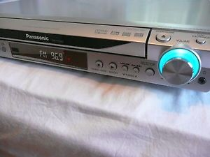 Panasonic SA HT940 DVD Home Theater System 5 Disc Changer Digital Transceiver