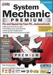 Brand New System Mechanic Premium Home License in Factory SEALED Retail Box