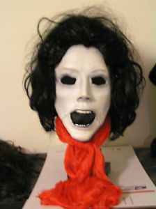 Tourist Trap Killer Mask Horror Movie Scary Halloween Mask Movie Prop Replica
