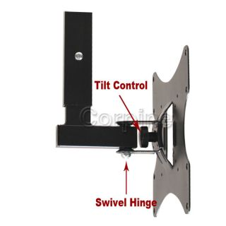 "Swivel Tilt LCD LED Plasma TV Ceiling Mount 22 23 24 26 27 32 37 39 40 42"" M06"