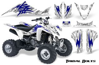 Suzuki LTZ 400 03 08 Graphics Kit Creatorx Decals TBBLW