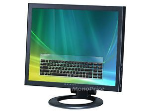17 inches LCD Touch Screen Monitor 4 3 with Standard Analog VGA Interface 710348739776