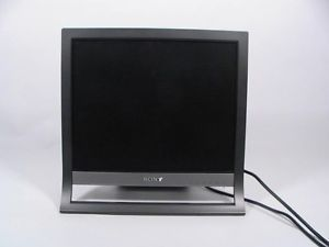 "Sony SDM HS75P 17"" Computer Flat Panel LCD Screen Monitor"