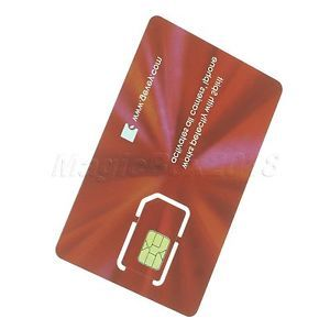 New Universal Activation Activate Sim Card for Apple iPhone 2G 3G 3GS 4