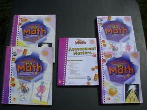 My Math 5th Grade Common Core Math Kit by McGraw Hill Great for Home School