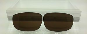 Maui Jim Stingray Custom Replacement Lenses Bronze Brown Polarized New MJ 103