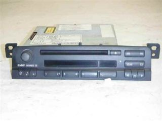 BMW 323 328 Single Disc CD Player Radio LKQ