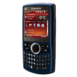 New Samsung i770 Saga Unlocked GSM Windows Mobile World Phone