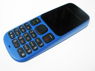 Nokia 100 1 Blue Unlocked GSM Cellular Phone