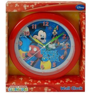 Disney Nickelodeon Dora Sonic Monster High Angry Birds Round Wall Clock
