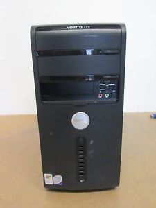 Dell Vostro 400 One Intel Core 2 Duo Dual Core E6850 Processor 3 00GHz 2GB RAM