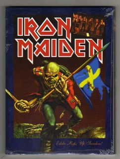 Iron Maiden – Eddie Rips Up Sweden DVD Digipack Live 9 July 2005 No CDR