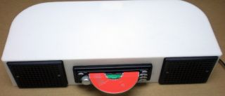 Special Roof Mount Stereo Radio 160W afm CD Aux White