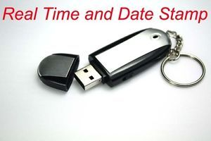 Professional USB Flash Drive Digital Voice Recorder Pen with Time and Date Stamp