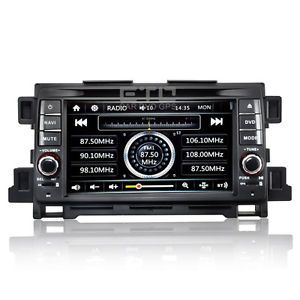 ETO Auto Stereo for Mazda CX 5 CX5 Headunit GPS Navigation Nav Autoradio Car DVD