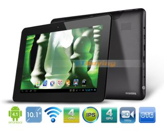 New 10 1inch Ainol Novo 10 Hero II Quad Core Android 4 1 1GB 16GB Tablet Black