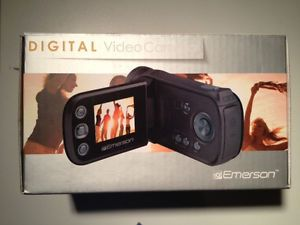 Emerson EVC1120 HD Digital Video Camera Camcorder Brand New SEALED Box