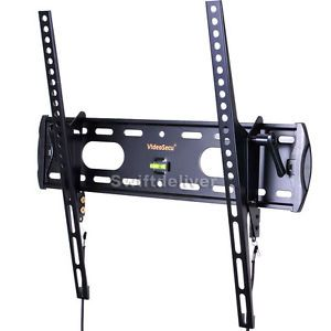 "New LCD LED Plasma Flat Tilt TV Wall Mount Bracket 26 27 32 37 40 42 46"" 47"" W54"