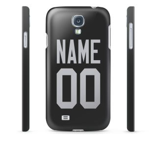 NFL Oakland Raiders Personalized Hard Cover Case for iPhone 65 Others