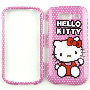 Hello Kitty Pink Phone Case Cover for T Mobile Samsung Galaxy s Blaze 4G