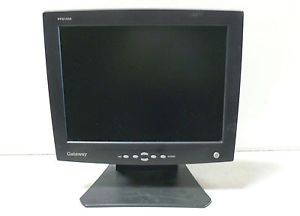 "Gateway 15"" FPD 1530 Flat Panel LCD Monitor"