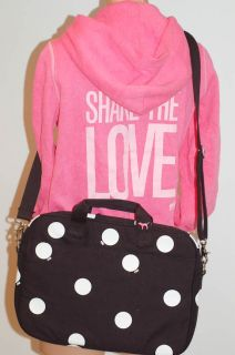 Victorias Secret Pink Laptop Case Bag Messenger Bag