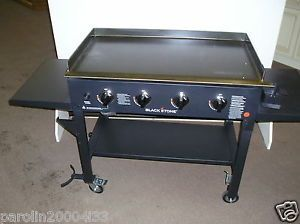 Details about 36 PORTABLE COMMERCIAL PROPANE GRIDDLE / GRILL 60,000