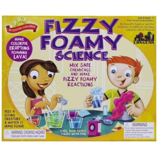 POOF Slinky Scientific Explorer Fizzy Foamy Science