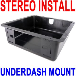 Stereo Install Dash Mounting Kit Mount New Fast