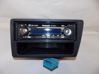 Aftermarket Panasonic MOSFET Radio CD Player  WMA 3024