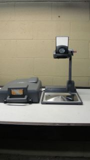 3M Portable Folding Overhead Projector with Case Model 2770