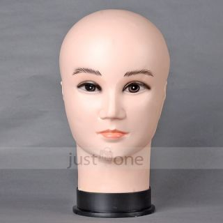 New Wigs Hat Cap Glasses Manakin Display Male Mannequin Dummy Head Stand Holder