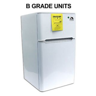 "White Igloo 3 2 CU ft 2 Door Mini Fridge Refrigerator FR832 ""B"" Grade Unit"