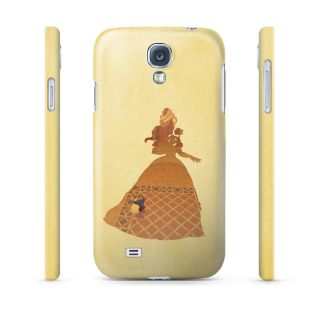 Belle Disney Princess Beauty Beast Hard Cover Case for iPhone Samsung More