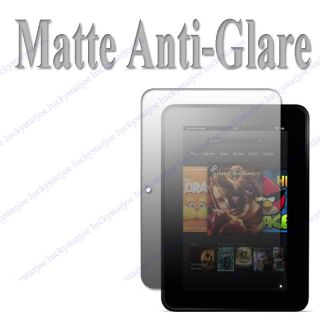 3pcs x Matte Anti Glare Screen Protector Film for  Kindle Fire HD 8 9""