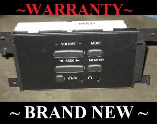 2000 2001 Ford Expedition Rear Radio Audio Controls