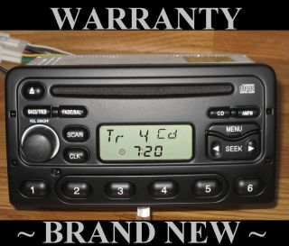 New 2001 2002 Ford Focus Am FM CD Player Radio Stereo