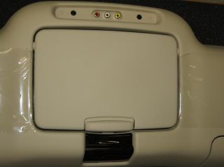 03 2005 Lincoln Aviator Rear Overhead DVD Player Screen