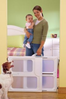 Safety 1st Perfect Fit Baby Kid Pet Dog Security Gate GA049TAP