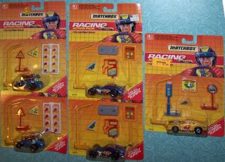 Matchbox Racing Action Pack Modified Sprint Race Cars