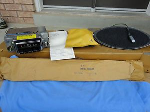 1970 1971 Ford Torino GT Cobra Ranchero Cyclone Am Radio Antenna Speaker Kit