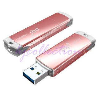 PQI Nano 16GB 16g USB 3 0 Flash Thumb Pen Drive Disk Write Protected Switch Pink