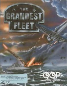 The Grandest Fleet PC CD Naval WWII Strategy War Game